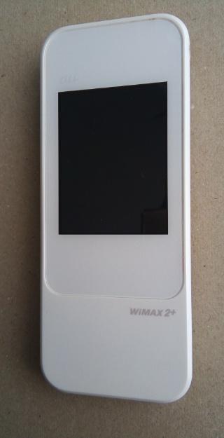 WiMAX端末W04