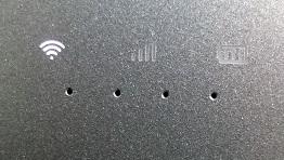 U2s WiFiランプ