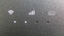 U2s 電波ランプ